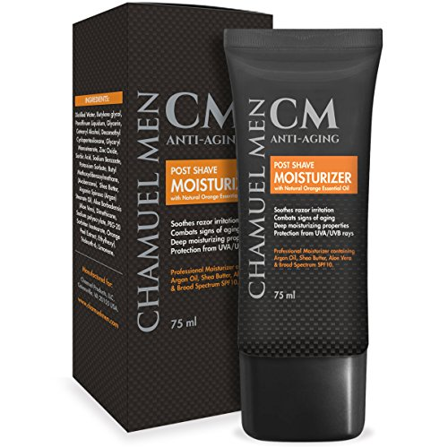 After Shave Lotion With Sunscreen