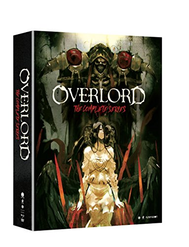 Overlord: The Complete Series (Limited Edition Blu-ray/DVD Combo) by Funimation