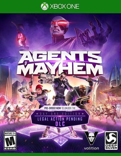 Agents of Mayhem - Xbox One