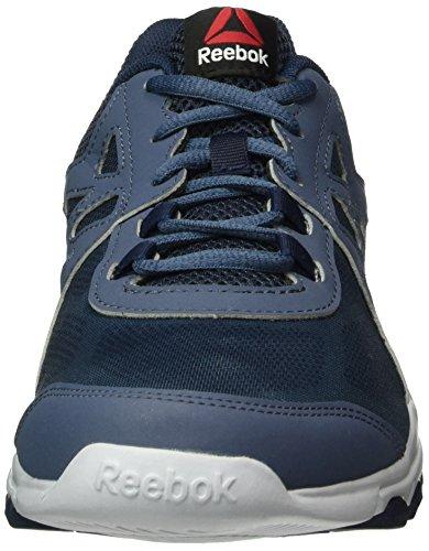 Reebok Herren Sublite Train 4.0 Gymnastikschuhe Blau (Royal Slate/Collegiate Navy/cloud grey)