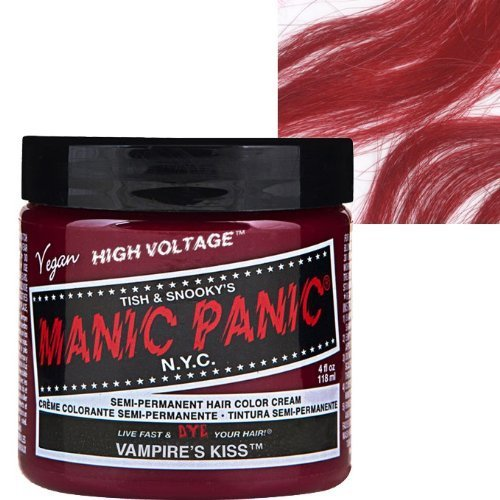 Manic Panic High Voltage Classic Cream Formula (Vampire Kiss) by Manic Panic