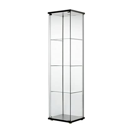 Perfect Ikea Glass Door Cabinet Decoration Ideas
