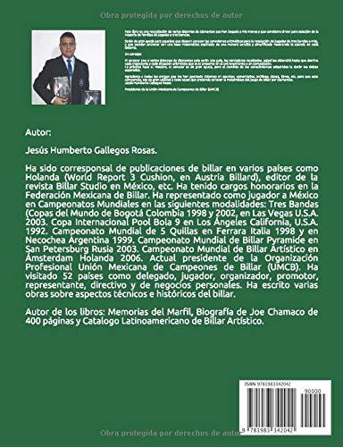 SISTEMAS ARITMÉTICOS PARA BILLAR A TRES BANDAS: Amazon.es: GALLEGOS ROSAS, JESUS HUMBERTO: Libros