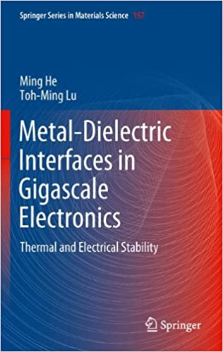 Metal-Dielectric Interfaces in Gigascale Electronics: