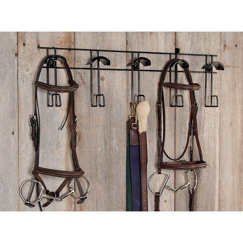 Half Moon Bridle And Tack Hanger