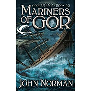 Mariners of Gor Audiobook