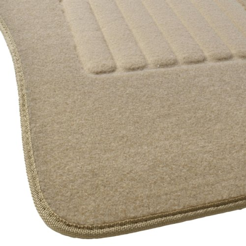Motortrend premium thick plush carpet car floor mats 0 3 for Motor trend floor mats review