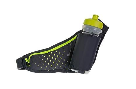 half off 9a952 6b153 Nike 22oz Large Bottle Running Belt (Gray Volt)