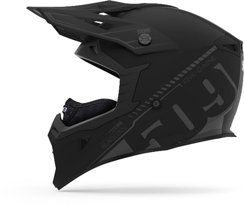 509 Tactical Helmet - Black Ops - MD