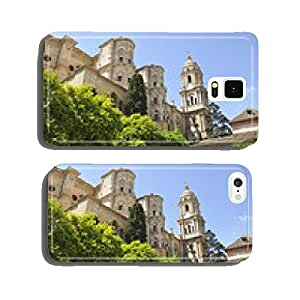 Malaga, Old Town, Cathedral, Summer, Spain cell phone cover case Samsung S6