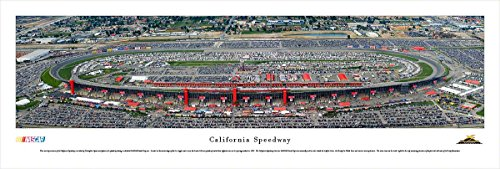 Nhl Club Collection (California Speedway - Blakeway Panoramas Unframed NASCAR Posters)