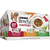 Purina Beneful Medleys Variety Pack Dog Food 27-3 oz. Cans (27-3 oz.) Review