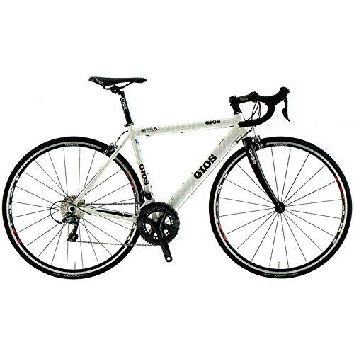 GIOS(ジオス) ロードバイク SIERA WHITE 520mm B076BJGCCJ