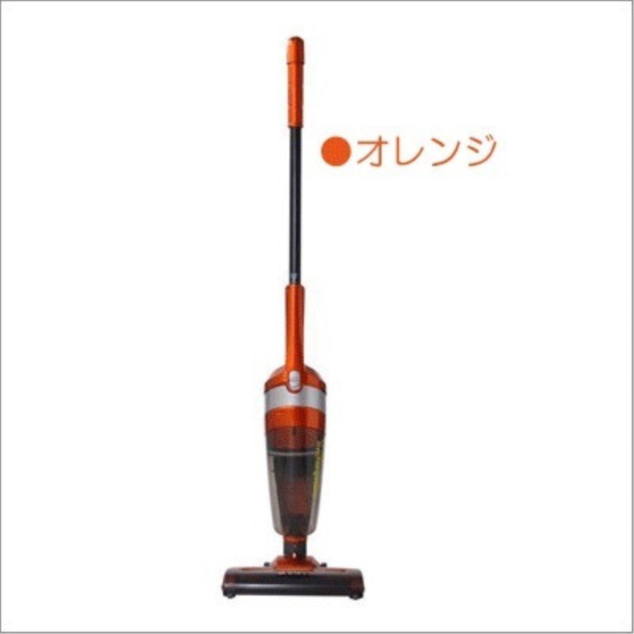 週間売れ筋 コードレス 掃除機 スティック型 コードレス 家電 サイクロン式 掃除機 家電 クリーナー カラー:オレンジ B01LZXR3X4, ハッピーLIFE:e988baa2 --- egreensolutions.ca