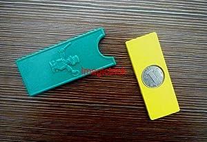 Magic Coin Box Disappearing - Magic Trick / Coin&Money Tricks