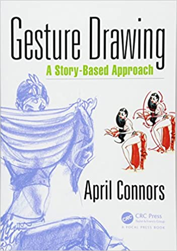 amazon gesture drawing a story based approach april connors