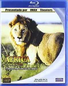 África [Blu-ray]