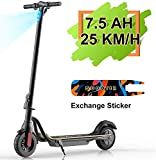 MEGAWHEELS S10 Electric Scooter Commute to Work