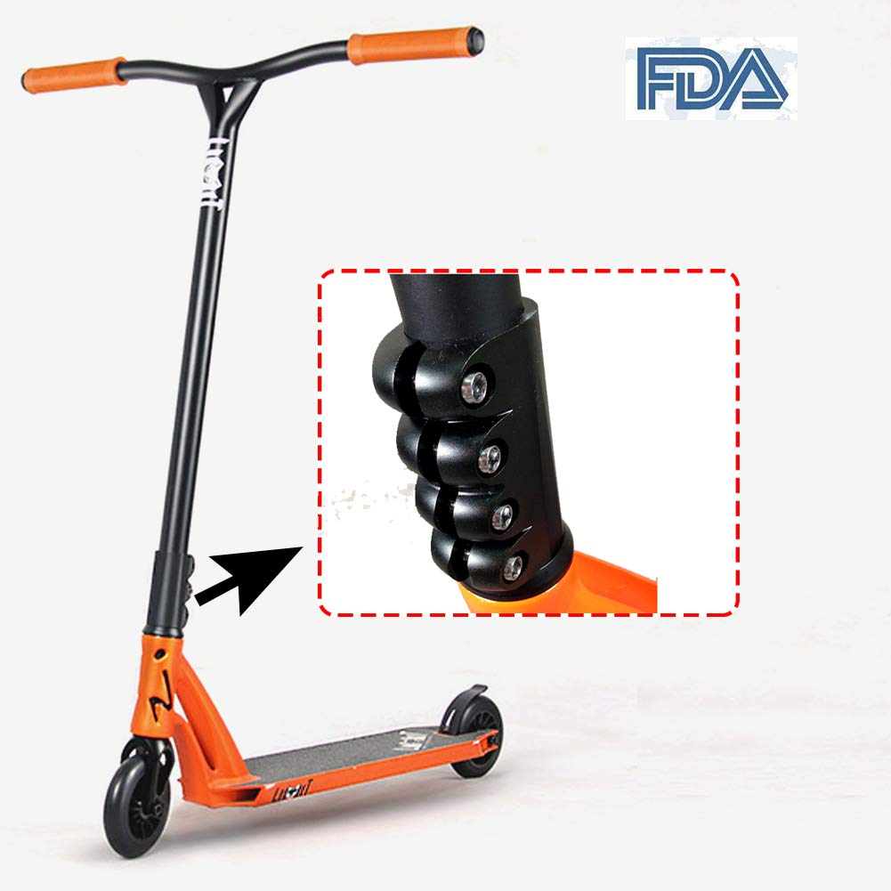 RISILAYS Patinete Patineta Scooter Freestyle de Trucos y ...
