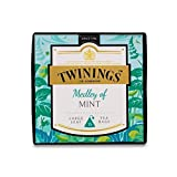 Twinings Tea Gift Box Collection 30g - Medley of Mint (Pack of 6)