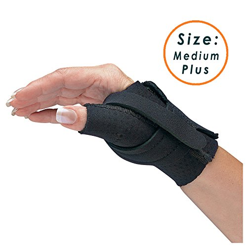 Comfort Cool Thumb CMC Restriction Splint, Size: Medium Plus, Right