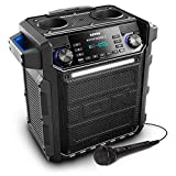 Ion Audio Pathfinder 2 High Power All-Weather Rechargeable Speaker (Refurbished) (Blue)
