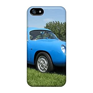 Cynthaskey Premium Protective Hard Case For Iphone 5/5s- Nice Design - Fiat Abarth 750 Gt Zagato 1959