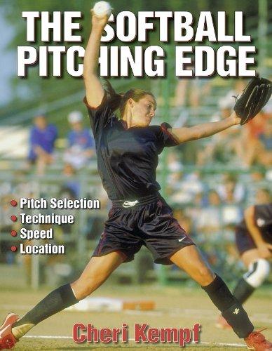 The Softball Pitching Edge by Human Kinetics