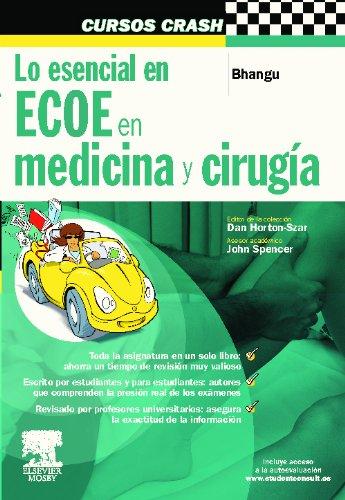 Descargar Libro Lo Esencial En Ecoe En Medicina Y Cirugía A. Bhangu