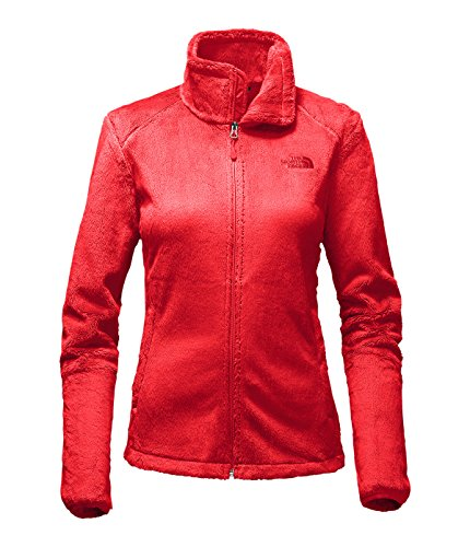 North Face Osito 2 Jacket Women's High Risk Red Medium