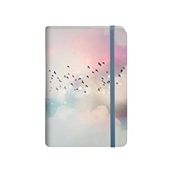 Clairefontaine: Chacha - Cuaderno (colores variados A6 - 192 páginas ...