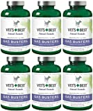 Vet's Best Gas Busters Chewable Tabs 540ct (6 x 90ct)