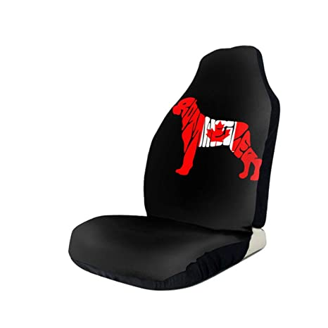 Swell Amazon Com Acyd 10 Vehicle Seat Covers Canada Flag Gmtry Best Dining Table And Chair Ideas Images Gmtryco