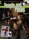 img - for Comic Artist's Photo Reference - People & Poses: Book/CD Set with 1000+ Color Images book / textbook / text book