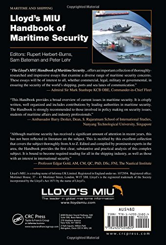 Lloyd's MIU Handbook of Maritime Security