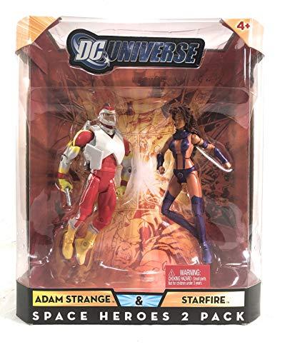 DC Universe Classics Exclusive Action Figure 2-Pack Adam Strange and ()