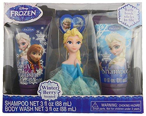 Disneys Frozen Elsa Shampoo Body