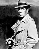 8x10 GLOSSY Casablanca - Humphrey Bogart