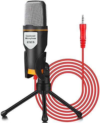 iUKUS Microphone Professional Compatible Mac Recorder product image