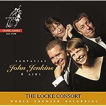 John Jenkins: Fantasias & Airs - The Locke Consort