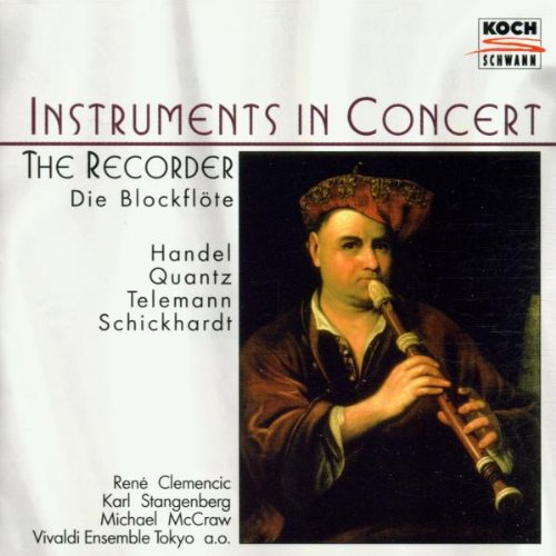 (Instruments In Concert: The Baroque Recorder)
