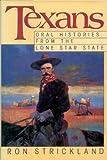 Texans, Ron Strickland, 1557780382