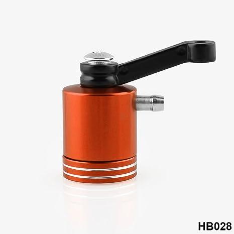 Depósito de aceite del líquido del cilindro del tanque del embrague del freno delantero universal para