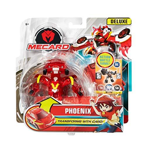 Mecard Phoenix Deluxe - Transforming Robot to Toy Car JungleDealsBlog.com