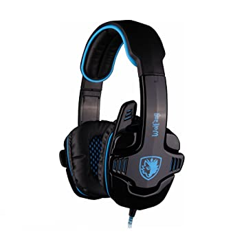 Sades SA-901 7.1 USB Gaming Headset with Built in Microphone