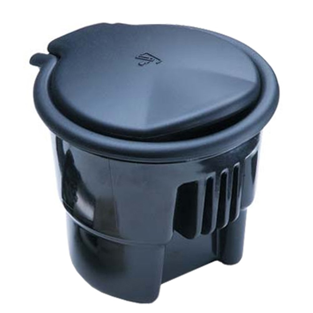 Ford Edge Smokers Pack Black Ash Cup with Adapter Rings