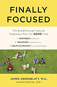 Finally Focused Breakthrough Treatment Hyperactivity ebook