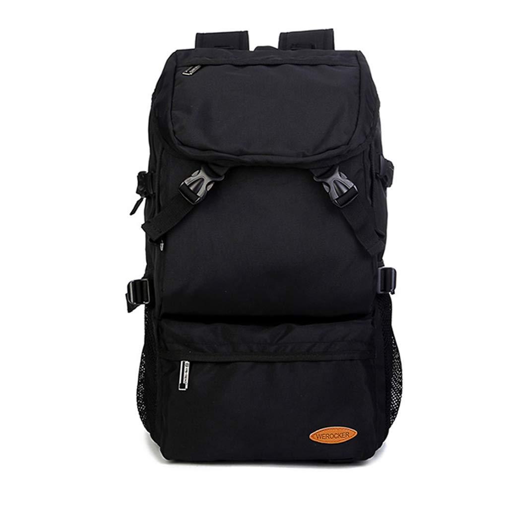 XF バックパック大容量防水通気性のある旅行屋外ハイキング登山キャンプバックパック超軽量ファッションバッグ // (サイズ さいず : 57cm×34cm×18cm) 57cm×34cm×18cm  B07KCYJLP7