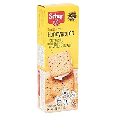 Schar Cookie Honeygrams, 5.6-Ounce