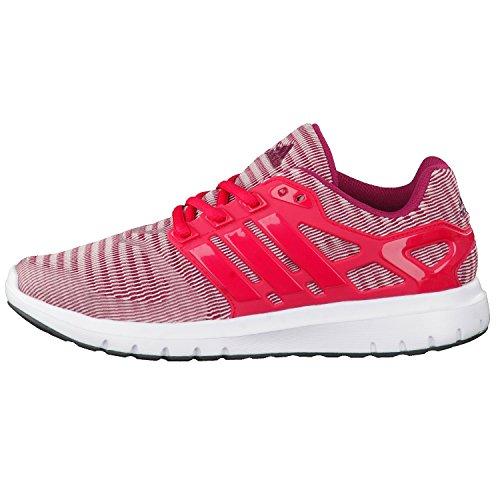 adidas Energy Cloud V, Zapatillas de Running para Mujer Rosa (Roshel / Rosene / Rubmis)